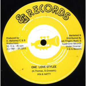 Nianatty ‎– One Love Stylee