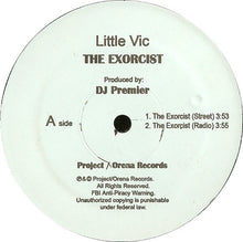 Little Vic ‎– The Exorcist / Effortless