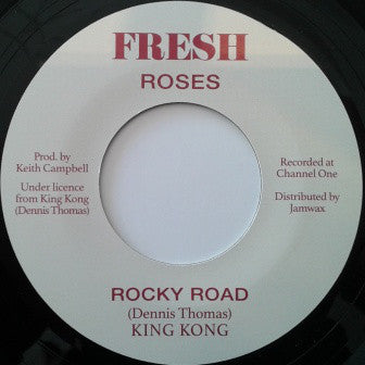 King Kong ‎– Rocky Road