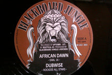 Earl 16 / Murray Man / Rockdis All Stars ‎– African Dawn / Back Way