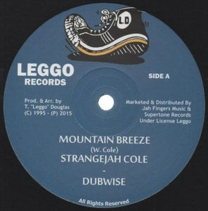 Strangejah Cole ‎– Mountain Breeze
