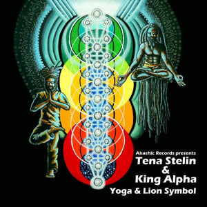 Tenastelin & King Alpha ‎– Yoga / Lion Symbol