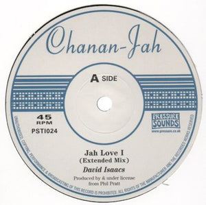 David Isaacs ‎– Jah Love I