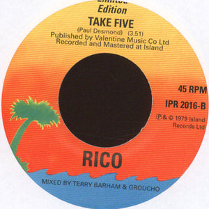 Rico ‎– Ska Wars / Take Five
