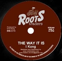 I Kong ‎– The Way It Is