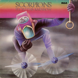 Scorpions ‎– Fly To The Rainbow