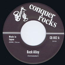 Conquer Rocks ‎– Back Alley / Gee Baby, Ain't I Good To You