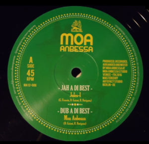 Jules I / Prince David ‎– Jah A Di Best / Everliving
