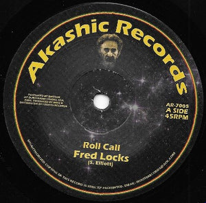 Fred Locks, Brizion ‎– Roll Call