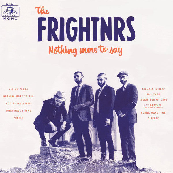 The Frightnrs ‎– Nothing More To Say