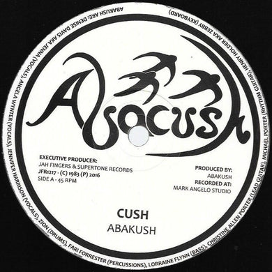 Abacush ‎– Cush / Physically