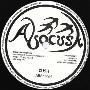 Abakush ‎– Cush / Physically