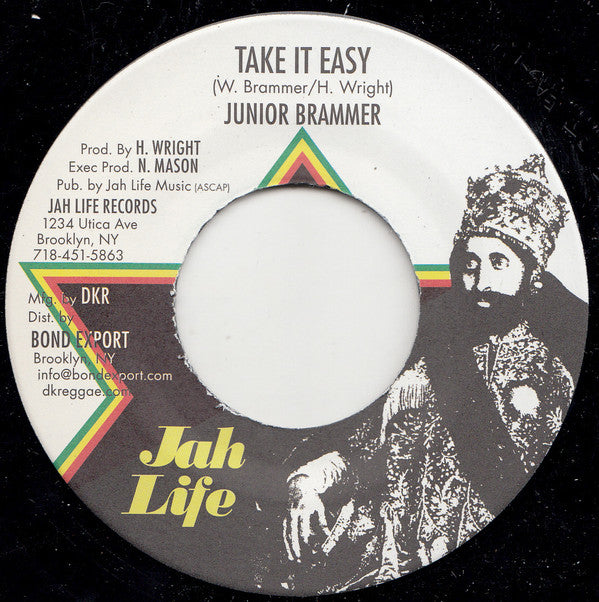 Junior Brammer ‎– Take It Easy