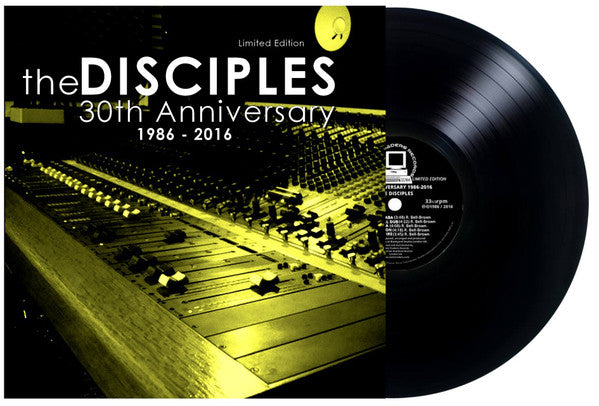 The Disciples ‎– The Disciples 30th Anniversary 1986-2016