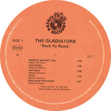 The Gladiators ‎– Back To Roots