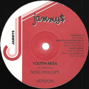 Junior Reid / Noel Phillips ‎– Higgler Move / Youth Man