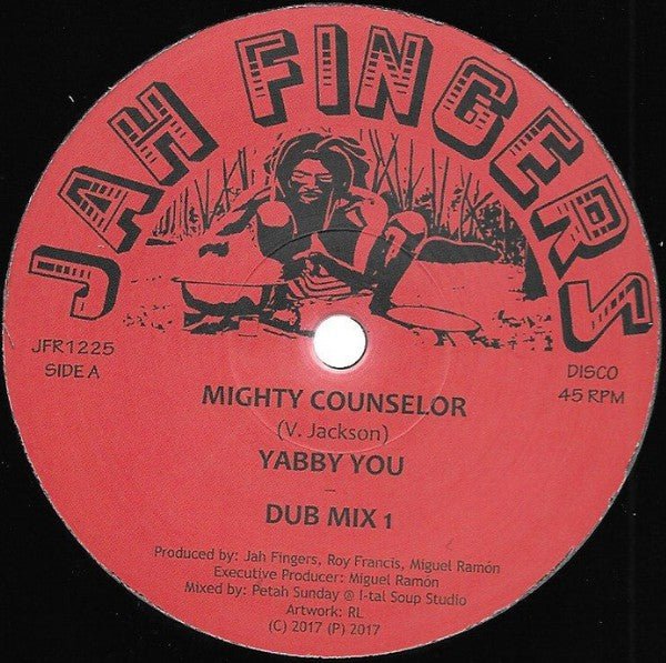 Yabby You ‎– Mighty Counselor