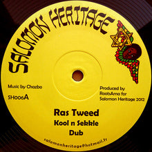 Ras Tweed / Mikey Melody ‎– Kool N Sekkle / Mighty