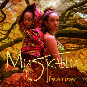 Mystically - Iration (CD)