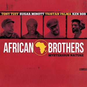 African Brothers  ‎– Mysterious Nature - LP