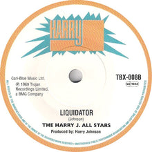 Bob & Marcia -  Young Gifted And Black / The Harry J All Stars -   Liquidator