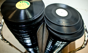 7 inch records
