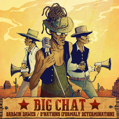 D'nations - Big Chat / Skarra Mucci - Lock it down