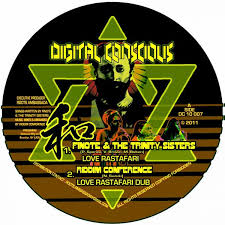 Finote & The Trinity Sisters meets Riddim Conference ‎– Love Rastafari