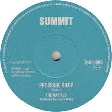 The Maytals -  54 - 46 Was My Number / The Maytals -  Pressure Drop
