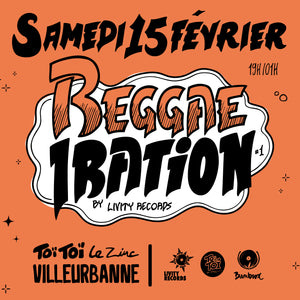 Reggae Iration - Irie Ites Feat Keefaz & Green Cross / High budub Sound Familly