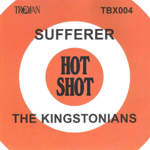 Rudy Mills - John Jones / The Kingstonians - Sufferer
