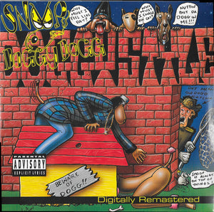 Snoop Doggy Dogg ‎– Doggystyle - LP