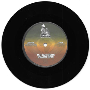 Wellette Seyon / King Alpha ‎– Jah Jah Music / Jah Music Dub