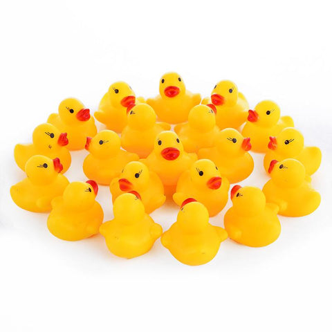 mini rubber ducks