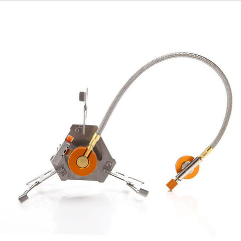 Portable Gas Folding Camping / Backpacking Stove