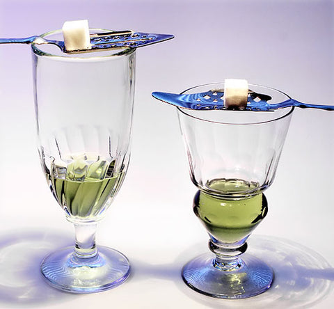 absinthe spoon set
