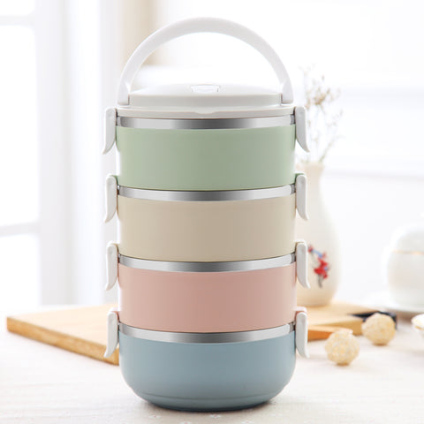 stacking bento lunch box