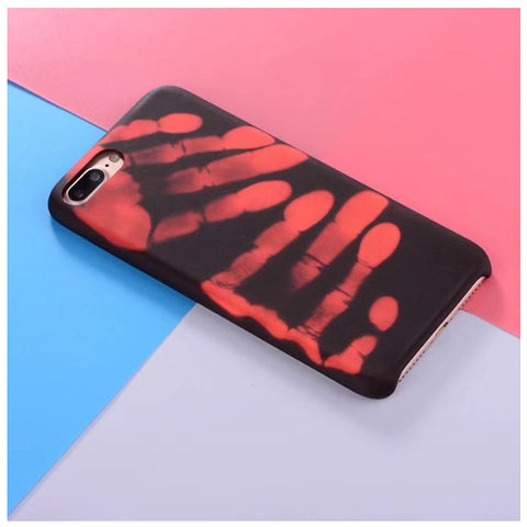 Heat Sensitive Color Changing iPhone Cases