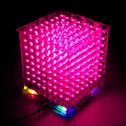 3D Cube Light Kit