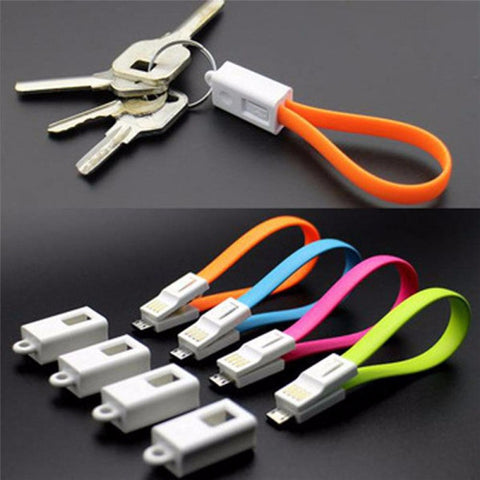Keyring USB Data cable