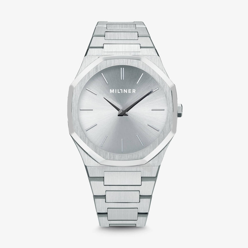 Oxford S · Full Silver