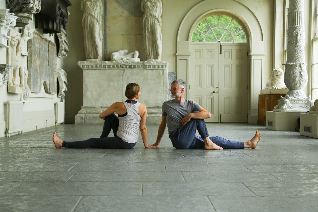 An Interview with: Sarah Haden and Hugh Poulton of YogaUnlimited