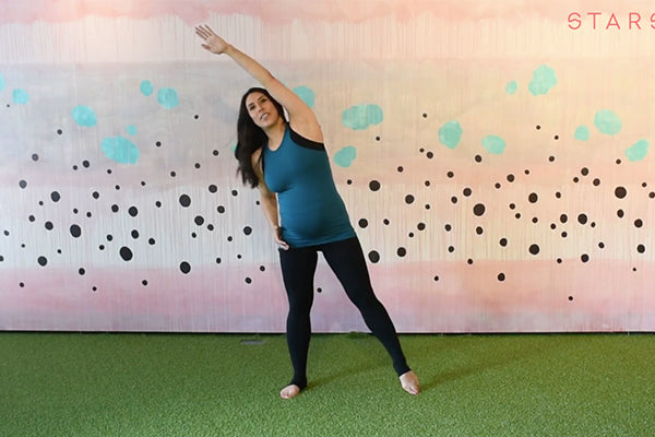 Starseeds Prenatal Workout with Eliza Flynn