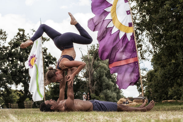 the best yoga festivals 2018