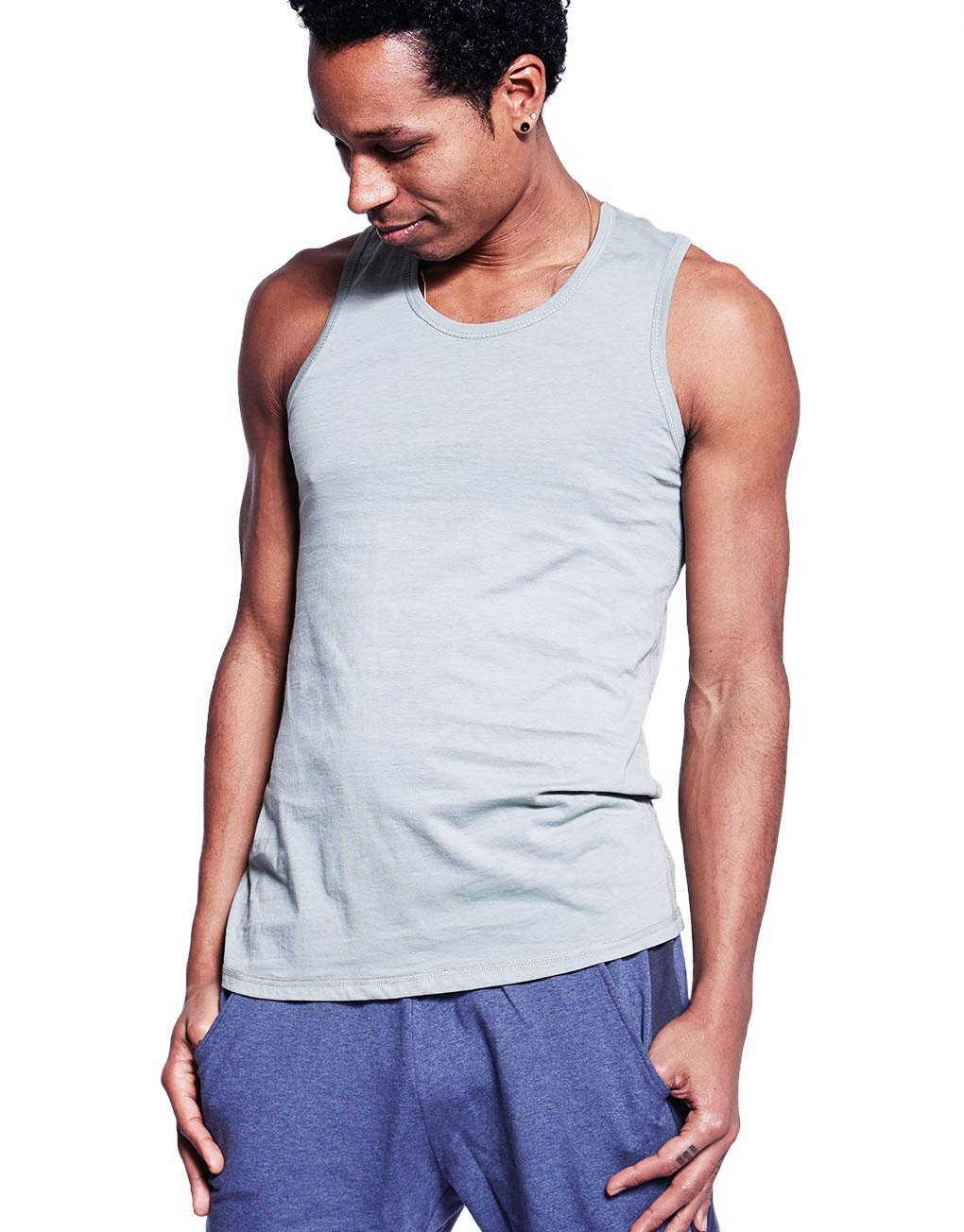 Flex Straight-Fit Tank
