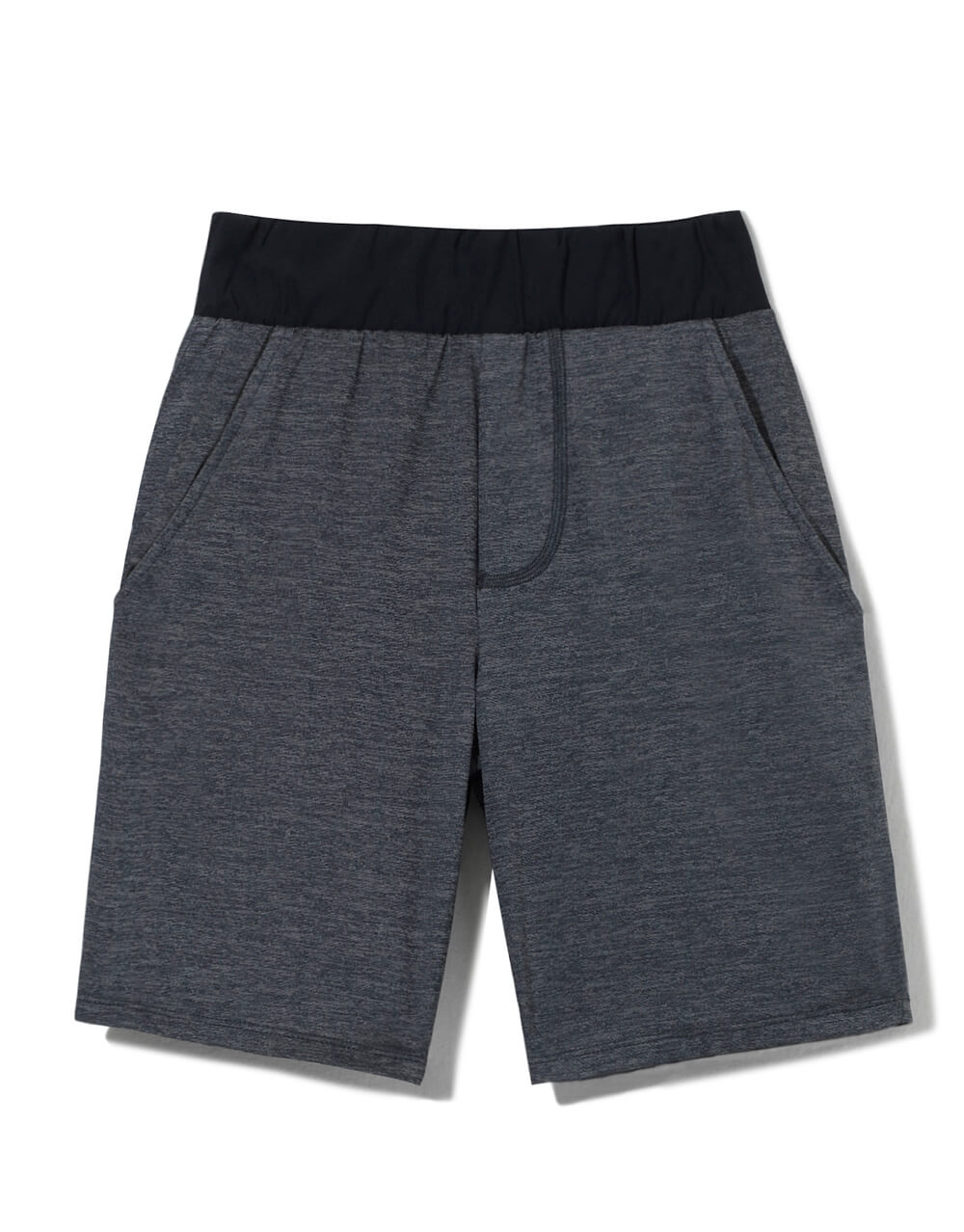 Cortado Men Grey Shorts