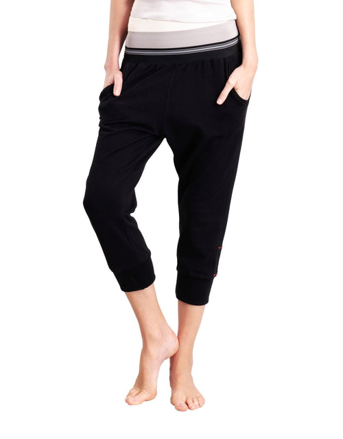 Moonlight ¾ Unisex Cotton Pants