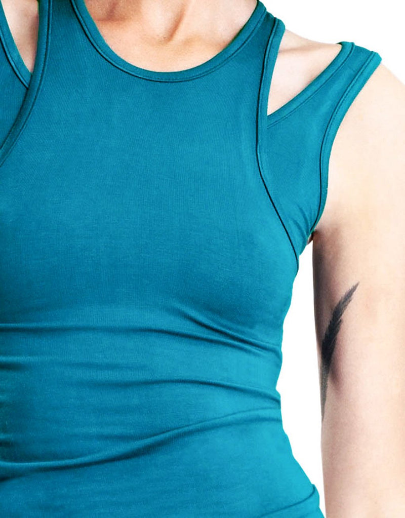 Duo Stretch-Bamboo Tank
