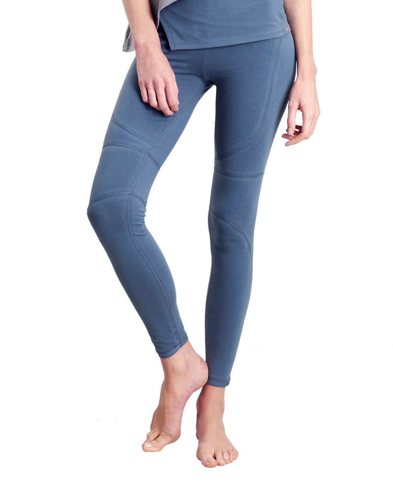 Effortless Leggings - Stone Blue