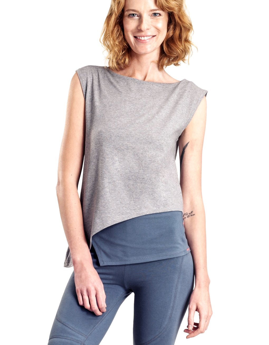 Undercover Asymmetric Top